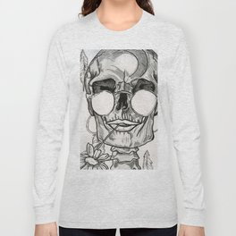 Over My Dead Body Long Sleeve T-shirt