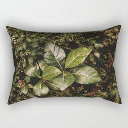 Dark Botanical 03 | Travel Photography | Bali Series Rectangular Pillow