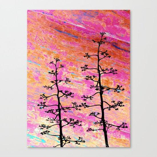 Lunn Series 4 of 4 Canvas Print