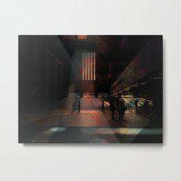 City collage Metal Print