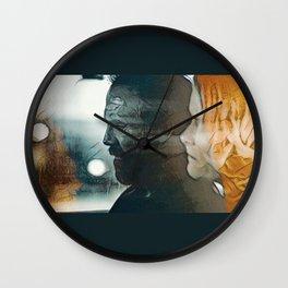 Loss (Eradication of Individual Rights) Wall Clock