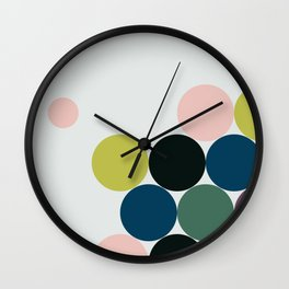 cluster || chill Wall Clock