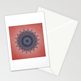 Mandala 6 - Ornament Stationery Cards