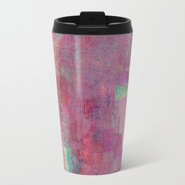 Lake Retba (Lac Rose) Travel Mug