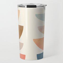 Modern Abstract Art 75 Travel Mug