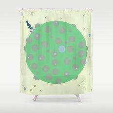 little prince Shower Curtain