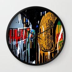 Daft Drip Wall Clock