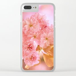 Sakura - Cherryblossom - Cherry blossom - Pink flowers 2 Clear iPhone Case