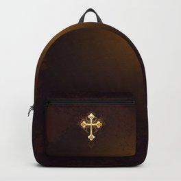 Golden Cross Backpack