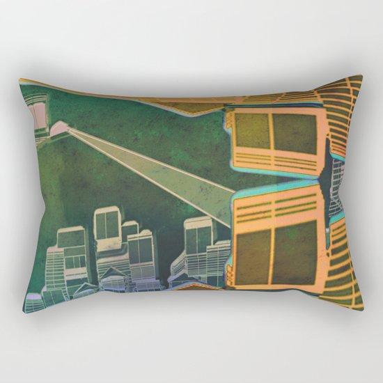 Spatial Structure 27-07-16 Rectangular Pillow