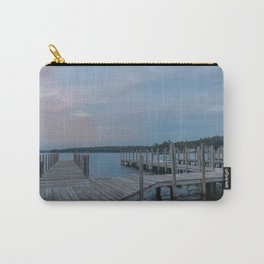 Weirs Beach Docks Carry-All Pouch