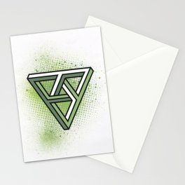 Impossible Triad Stationery Cards