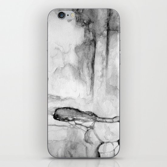 Bones of You iPhone & iPod Skin