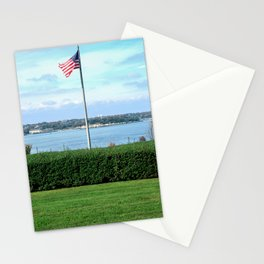 Banner of Freedom Stationery Cards