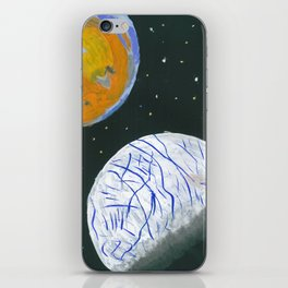 Europa and Io iPhone Skin