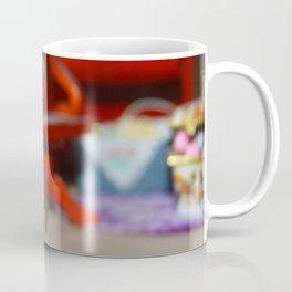 Magic White Rabbit Coffee Mug