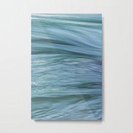 Whirlpool Rapids #5 Metal Print