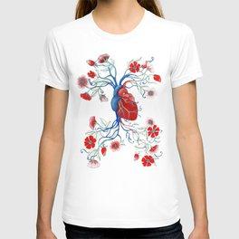 Romantic Anatomy T-shirt