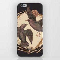 Starlings iPhone & iPod Skin