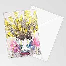 Agoraphobia Stationery Cards