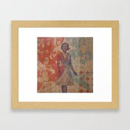 The Triumphal Entry Framed Art Print