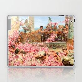 The Roses of Heliogabalus by Sir Lawrence Alma-Tadema Laptop & iPad Skin