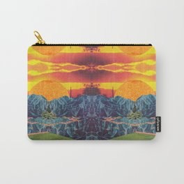 Parque del Sol  Carry-All Pouch