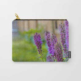 Purple Blazing Star 2 Carry-All Pouch