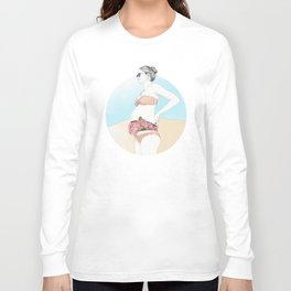 Ale at the Beach Long Sleeve T-shirt