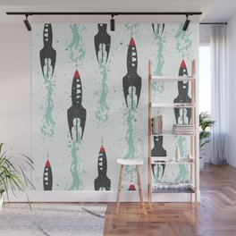 Voyage into the cosmos Wall Mural