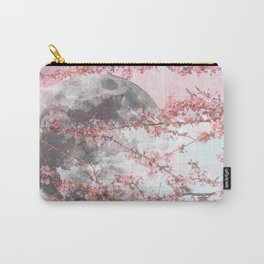 Spring Moon Carry-All Pouch