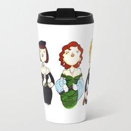 Ladies of Clue Travel Mug
