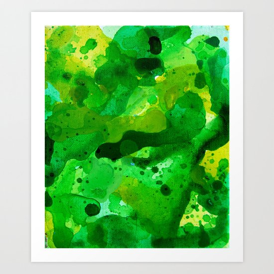 Abstract 60 Art Print