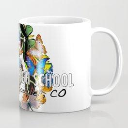 September School Butterflies Coffee Mug