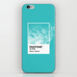 PANTONE SERIES – SPLASH iPhone Skin