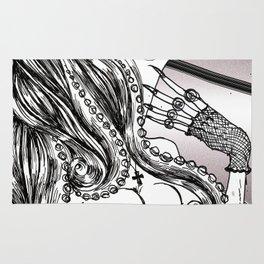 Mademoiselle Octopussy Rug