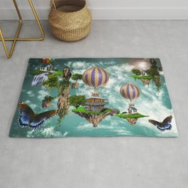 Balloon House Rug