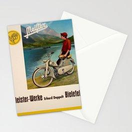 Plakat meister werke  bielefeld Stationery Cards