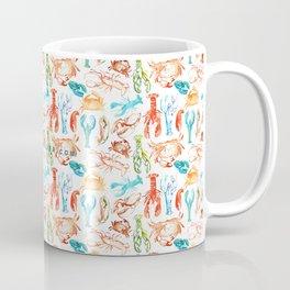 Spring Yeah! - Lobster&Crabs Coffee Mug