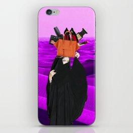 material girl iPhone Skin