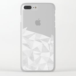 Ab Greys Clear iPhone Case