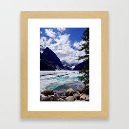Lake Louise Framed Art Print