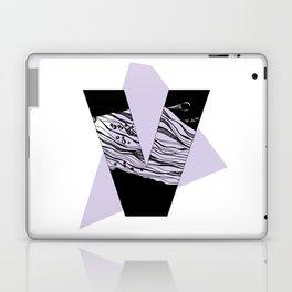 The letter V Laptop & iPad Skin