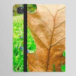 A Walk Through The Seasons iPad Folio Case