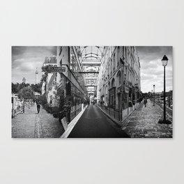 Im/possible Paris Canvas Print