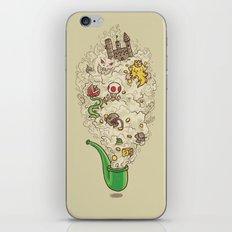 Pipe Dream iPhone & iPod Skin