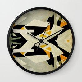 Un Perro Juguetón Wall Clock