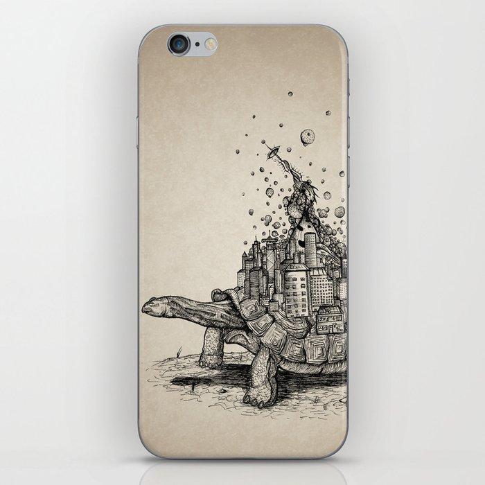 Tortoise Town iPhone Skin