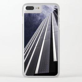 Urban Chrome Structure Clear iPhone Case
