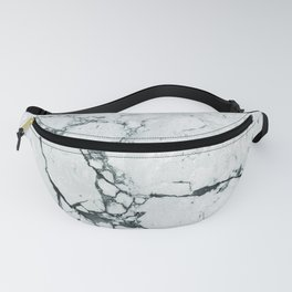Marble Fanny Pack